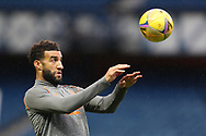 Connor Goldson (Rangers) during the Scottish Premiership match between Rangers and Livingston at Ibrox, Glasgow, Scotland on 25 October 2020.