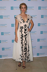July 10, 2018 - New York City, New York, USA - 7/9/18.Emily Blunt at the American Institute for Stuttering 12th Annual Freeing Voices Changing Lives Benefit Gala..(NYC) (Credit Image: © Starmax/Newscom via ZUMA Press)