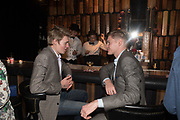 ALEX CARBUTT-TODD; WILLIAM CARBUTT-TODD; TODD, Timothy Oulton Flagship Gallery Grand Opening, Timothy Oulton Bluebird, 350 King's Rd. Chelsea, London.  19 September 2018