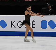 Eunsoo Lim Representing Korea during the ISU - Four Continents Figure Skating Championships, at the Honda Center in Anaheim California, February 5-10, 2019
