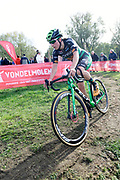 Belgium, November 1 2017:  Images from the 2017 edition of the Koppenbergcross that took place on Wednesday 1st November 2017.  Copyright 2017 Peter Horrell.