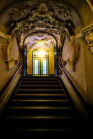 """""""Divine ascent from the crypt of the Basilica of Sant'Antonino in Sorrento""""..."""