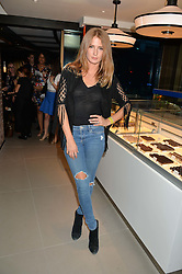 MILLIE MACKINTOSH at the launch of Broadgate Circle, City of London on 9th June 2015.
