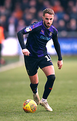 Luton Town's Andrew Shinnie