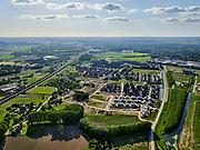 Nederland, Gelderland, Gemeente Zevenaar, 14–05-2020; Groot Holthuizen, nieuwe woonwijk in het oosten van Zevenaar. Autoluwe wijk.  Overzicht richting stadskern Zevenaar.<br /> Groot Holthuizen, new residential area in the east of Zevenaar. Low-traffic neighborhood.<br /> luchtfoto (toeslag op standaard tarieven);<br /> aerial photo (additional fee required)<br /> copyright © 2020 foto/photo Siebe Swart