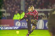Gloucester, Gloucestershire, UK., 04.01.2003, Henry PAUL, during, Zurich Premiership Rugby match, Gloucester vs London Wasps,  Kingsholm Stadium,  [Mandatory Credit: Peter Spurrier/Intersport Images],