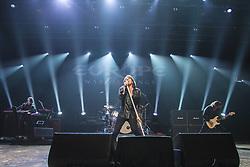May 28, 2017 - A banda sueca Europe apresenta os seus grandes sucessos em mais um show da turnê do álbum (Credit Image: © Emerson Santos/Fotoarena via ZUMA Press)