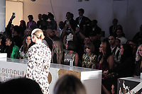 La La Anthony, Kim Kardashian, Anna Wintour, and Dascha Polanco attend Klarna STYLE360 NYFW Hosts S by Serena Fashion Show