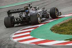 February 19, 2019 - Barcelona, Spain - 20 MAGNUSSEN Kevin (dnk), Haas F1 Team VF-19 Ferrari, action during Formula 1 winter tests from February 18 to 21, 2019 at Barcelona, Spain - : FIA Formula One World Championship 2019, Test in Barcelona, (Credit Image: © Hoch Zwei via ZUMA Wire)