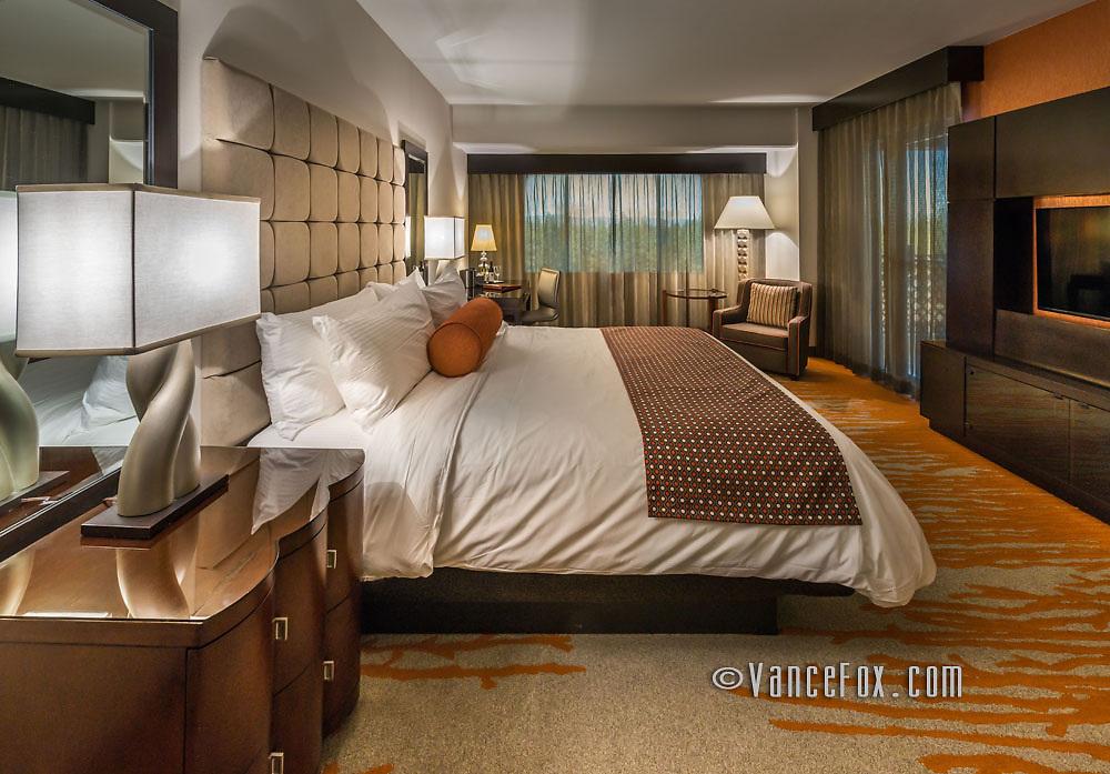 Hard Rock Casino Hotel, Lake Tahoe for MBA Architects