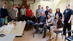 José Fortunati durante almoço com a juventude do PP - Partido Progressista na sede do partido, em Porto Alegre. FOTO: Jefferson Bernardes/Preview.com