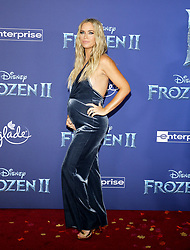 Teddi Jo Mellencamp at the World premiere of Disney's 'Frozen 2' held at the Dolby Theatre in Hollywood, USA on November 7, 2019.