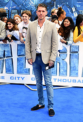 Craig Lawson attending the European premiere of Valerian and the City of a Thousand Planets at Cineworld in Leicester Square, London