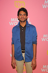 "Creator and executive producer Simon Rich and actors Steve Buscemi, Geraldine Viswanathan, Daniel Radcliffe and Karan Soni attend a screening and conversation for ""Miracle Workers"" at the 92Y on May 14, 2019 in New York City. 14 May 2019 Pictured: NEW YORK, NY - MAY 14: Karan Soni attends a screening and conversation for ""Miracle Workers"" at the 92Y on May 14, 2019 in New York City. Photo credit: Ron Adar / M10s / MEGA TheMegaAgency.com +1 888 505 6342"