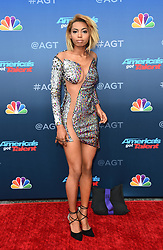 America's Got Talent red carpet kickoff held at the Pasadena Civic Auditorium on March 12, 2018 in Pasadena, Ca. © SF / AFF-USA.com. 12 Mar 2018 Pictured: Phoenix Chi Gulzar. Photo credit: SF / AFF-USA.com / MEGA TheMegaAgency.com +1 888 505 6342