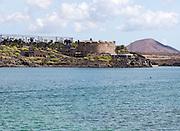 Museo Internacional de Arte Contemporáneo, Castillo de San José, Arrecife, Lanzarote, Canary Islands, Spain