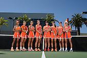 4/2/14 Women's Tennis Team Photo #2