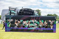 Saturday at TRNSMT music festival, Glasgow Green.