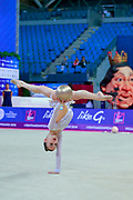 Fainberg Sol from Argentine is gymnast born in Oviedo in 2002.