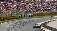 MOTORSPORT - F1 2013 - GRAND PRIX OF SPAIN / GRAND PRIX D'ESPAGNE - BARCELONA (ESP) - 10 TO 12/05/2013 - PHOTO : FRANCOIS FLAMAND / DPPI - VETTEL SEBASTIAN (GER) - RED BULL RENAULT RB9 - ACTION