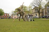 Centenary Willow Sculpture Casltebar