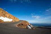 Pikes Peak International Hill Climb 2014: Pikes Peak, Colorado. 451