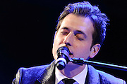 Photos of songwriter Peter Cincotti performing at Le Poisson Rouge, NYC. May 23, 2012. Copyright © 2012 Matthew Eisman. All Rights Reserved.