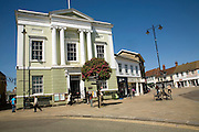 Town Hall, Sudbury, Suffolk, England