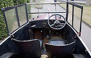 Austin Chummy vintage car in Cromer, Norfolk, England
