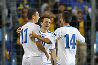 FOOTBALL - UEFA EURO 2012 - QUALIFYING - GROUP D - LUXEMBOURG v BOSNIA - 3/09/2010 - PHOTO ERIC BRETAGNON / DPPI - JOY BOSNIE