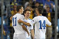 FOOTBALL - UEFA EURO 2012 - QUALIFYING - GROUP D - LUXEMBOURG v BOSNIA - 3/09/2010 - PHOTO ERIC BRETAGNON / DPPI - JOY BOSNIE