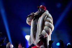 Big Boi performs during the Pepsi Super Bowl LIII Halftime Show at Mercedes-Benz Stadium on February 3, 2019 in Atlanta, Georgia. Photo by Lionel Hahn/ABACAPRESS.COM