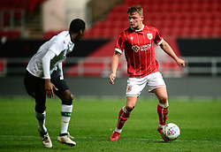 Bristol City's Cameron pring - Mandatory by-line: Alex James/JMP - 13/02/2018 - FOOTBALL - Ashton Gate Stadium - Bristol, England - Bristol City U23 v Liverpool U23 - Premier League Cup