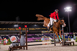 Thieme Andre, GER, DSP Chakaria, 346<br /> Olympic Games Tokyo 2021<br /> © Hippo Foto - Dirk Caremans<br /> 06/08/2021