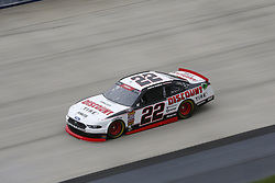 October 5, 2018 - Dover, Delaware, United States of America - Austin Cindric (22) takes to the track to practice for the Bar Harbor 200 at Dover International Speedway in Dover, Delaware. (Credit Image: © Justin R. Noe Asp Inc/ASP via ZUMA Wire)