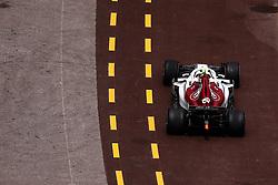 May 24, 2018 - Montecarlo, Monaco - 16 Charles Leclerc from Monaco with Alfa Romeo Sauber F1 Team C37 during the Monaco Formula One Grand Prix  at Monaco on 24th of May, 2018 in Montecarlo, Monaco. (Credit Image: © Xavier Bonilla/NurPhoto via ZUMA Press)
