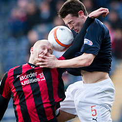 Falkirk v Queen of the South 25/2/2012