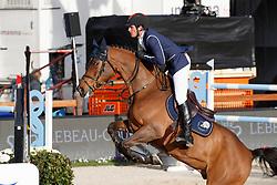 Philippaerts Nicola, BEL, Challenge vd Begijnakker<br /> CSI5* Grand Prix round 1<br /> Jumping Antwerpen 2017<br /> © Hippo Foto - Dirk Caremans<br /> 22-04-2017