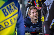 #39 (ANDRE Sylvain) FRA during round 4 of the 2017 UCI BMX  Supercross World Cup in Zolder, Belgium.