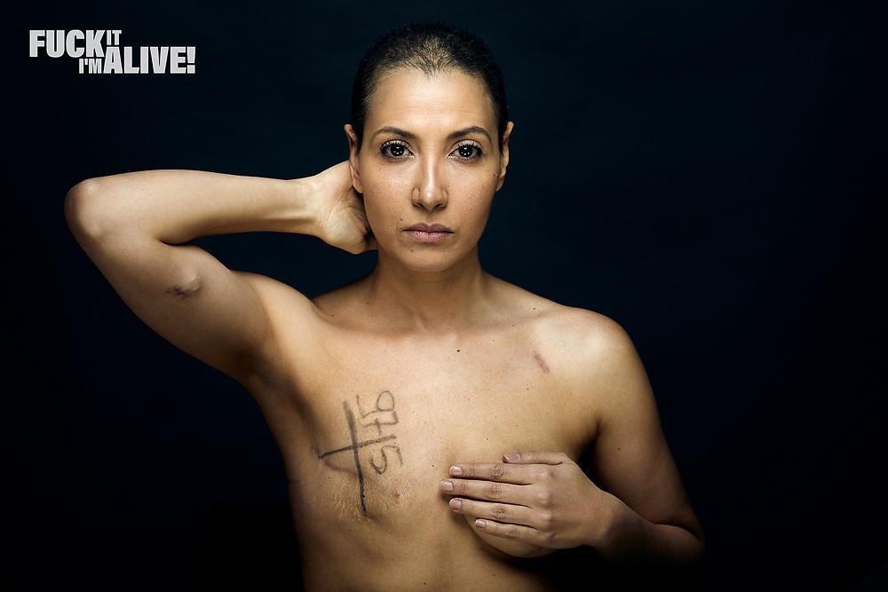 Ein Fotoprojekt für das (Über-)leben mit Brustkrebs. An art project about living & outliving breast cancer. <br /> www.fi-ia.com