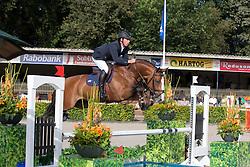 Emschove Jörn - VDL Groep Cool Blue<br /> KWPN Paardendagen - Ermelo 2012<br /> © Dirk Caremans