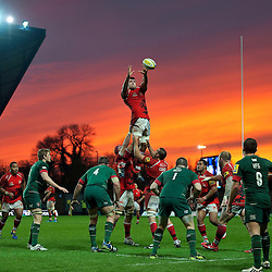 London Welsh v Leicester Rugby