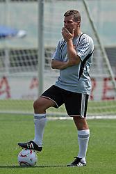 03.07.2010, Trainingsgelände, Nuernberg, GER, 1. FBL, Training 1. FC Nürnberg, im Bild Trainer Dieter Hecking (FCN) EXPA Pictures © 2010, PhotoCredit: EXPA/ nph/  Becher / SPORTIDA PHOTO AGENCY