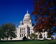 Rhode Island State Capitol Building, Providence, Rhode Island.