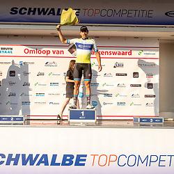 VALKENSWAARD (NED) CYCLING September 5th<br />Leider Schwalbe topcompetitie Coen Vermeltvoort