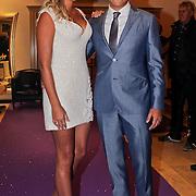 NLD/Volendam/20111117 - Huwelijksfeest nav huwelijk Jan Smit en Liza Plat,