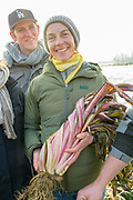 Mary Colombo of Wild Roots Farm