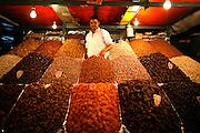 Marrakesh, Morocco. October 9th 2008..Square Djemaa El Fna or Place Jamaa El Fna...