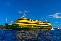 Ferry boat, Manly, Sydney, New South Wales, Australia