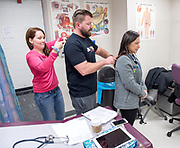Photography ©Mara Lavitt<br /> Yale University, New Haven.<br /> March 15, 2018<br /> <br /> Yale Physician Assistant Online program.